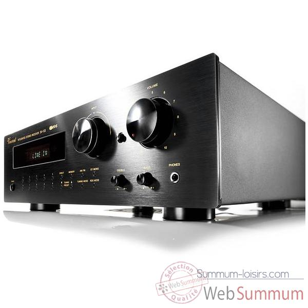 Video Amplificateur stereo integres Vincent SV-123 Ampli int. tuner RDS - Argent - 203991