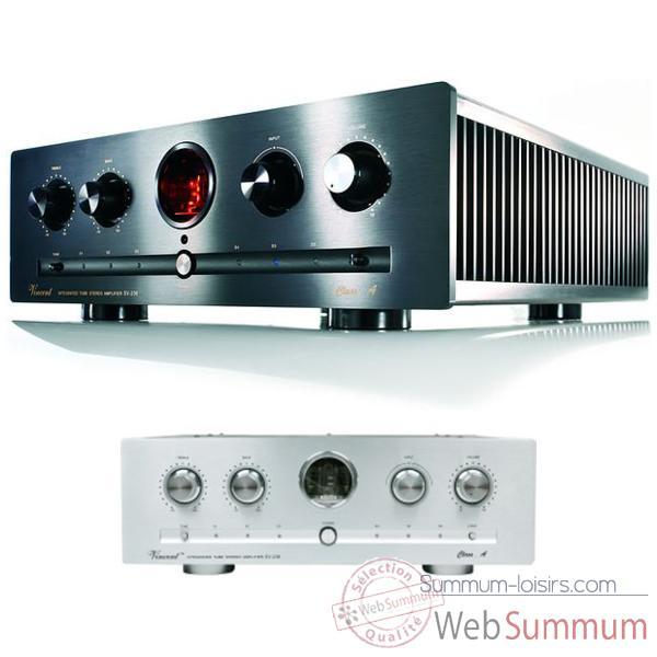 amplificateur stereo int gr s sv 236 ampli int hybr classe a argent 202736. Black Bedroom Furniture Sets. Home Design Ideas