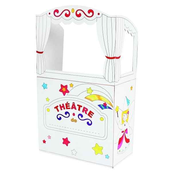Theatre carton anima scena 23967