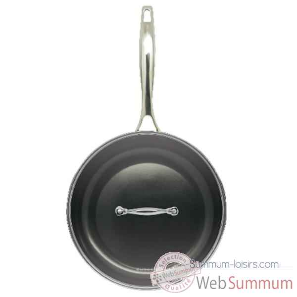 Aubecq sauteuse 24 cm - new evergreen 4849
