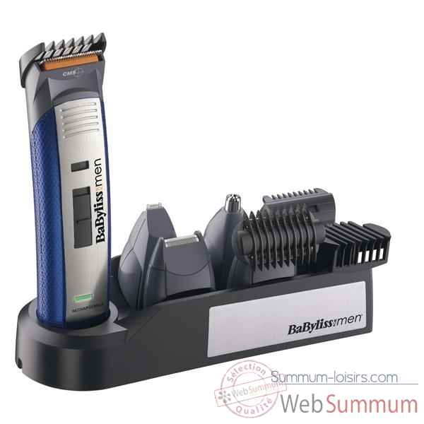 Babyliss tondeuse multi-usages rechargeable et waterproof 4926