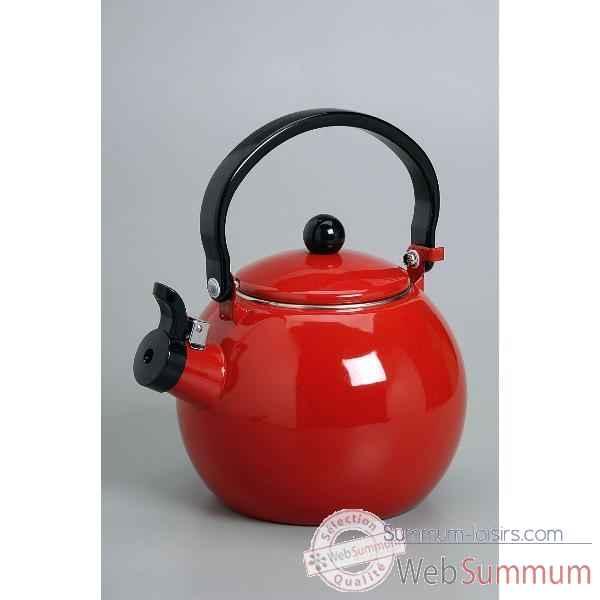 bouilloire mail 2 2 l rouge 175008 de cuisine dans bouilloire sur summum loisirs. Black Bedroom Furniture Sets. Home Design Ideas