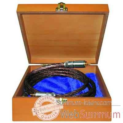 Cable Vincent Cable Hi End subwoofer Coffret bois - 3,0m - 203611