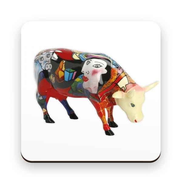Lot de sous-verre cowparade ( 9 designs x 10)