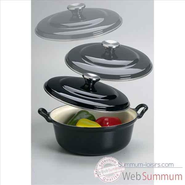 Loisir cuisine vous recommande ses loisirs sur summum loisirs 36 - Cocotte fonte lagostina ...