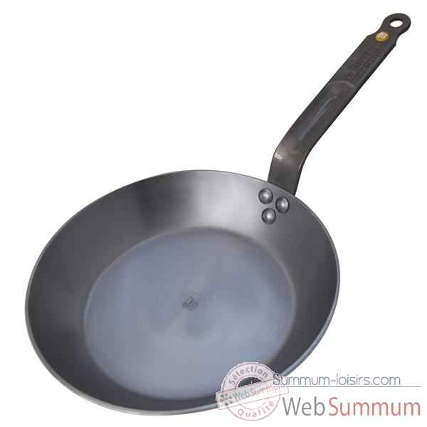 De buyer poele 26 cm - mineral b element Cuisine -4779