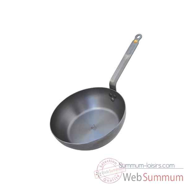 De buyer poele paysanne 28 cm - mineral b element Cuisine -8507