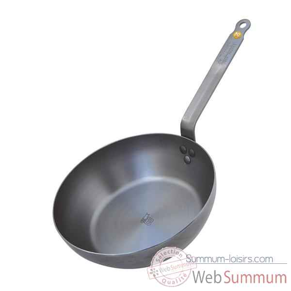 De buyer poele paysanne 32 cm - mineral b element Cuisine -4790