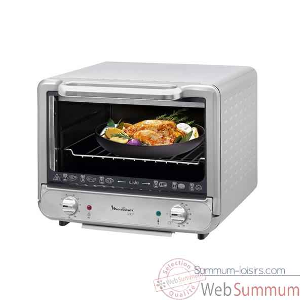 Moulinex four 19 l silver chrome - uno l Cuisine -7339