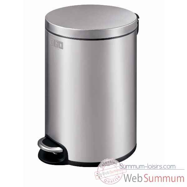 Ogoliving poubelle 20l inox - simple Cuisine -11873