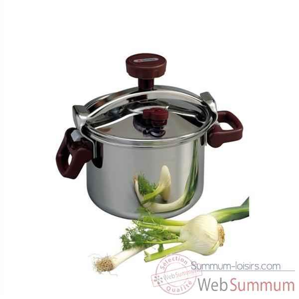 lagostina autocuiseur novia 460198 de cuisine dans autocuiseur sur summum loisirs. Black Bedroom Furniture Sets. Home Design Ideas