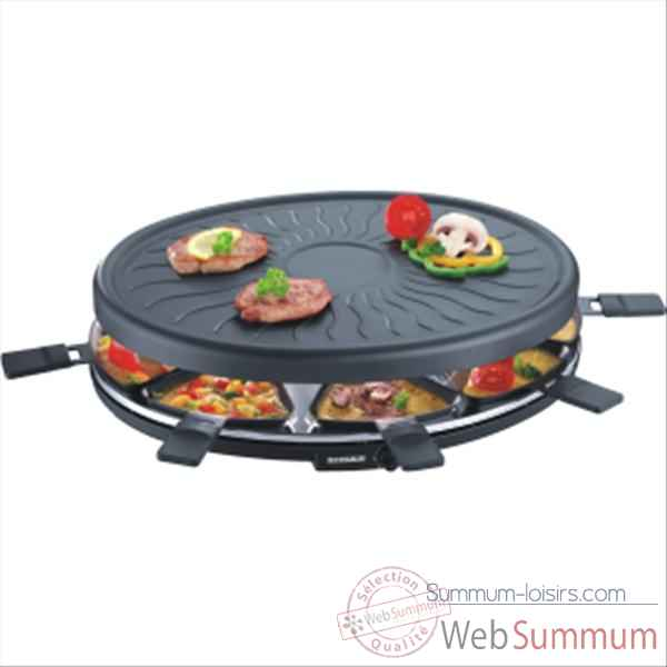 Severin raclette grill 8 personnes -006910