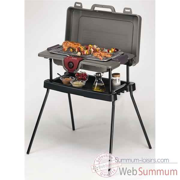Tefal barbecue sur pieds - grill'n pack Cuisine -5661