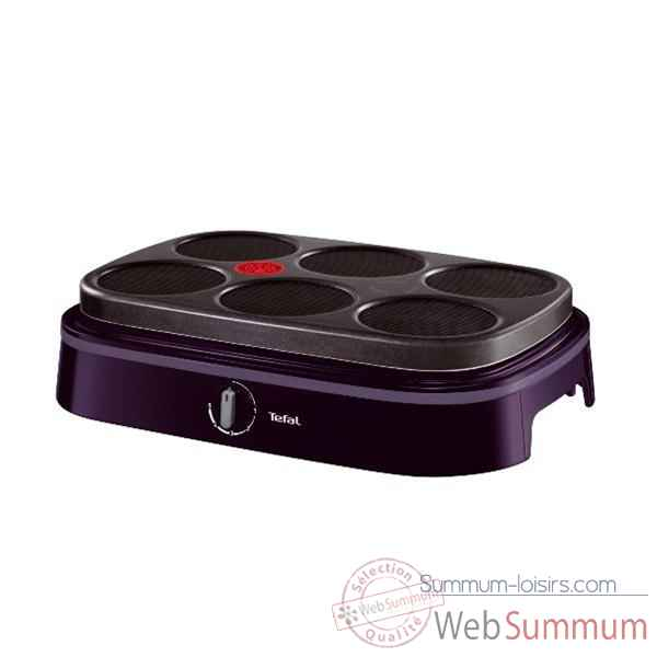 Tefal crepiere crep party dual - simply invents Cuisine -12418