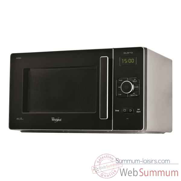 Whirlpool four micro-ondes + grill 25 l - gusto crisp Cuisine -13897