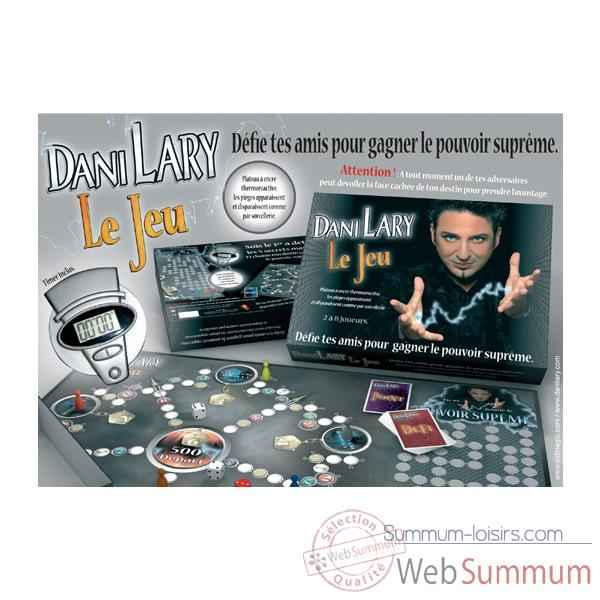 Dani Lary le jeu Oid Magic-JEU