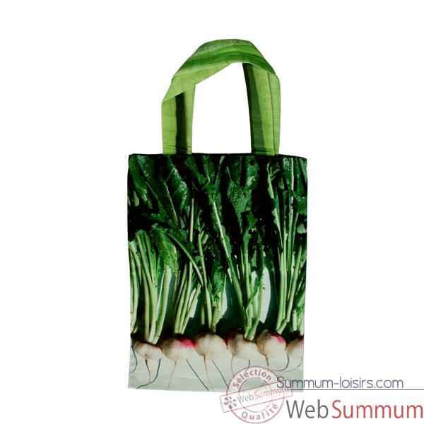 Maron Bouillie-Sac a course illustration navets.