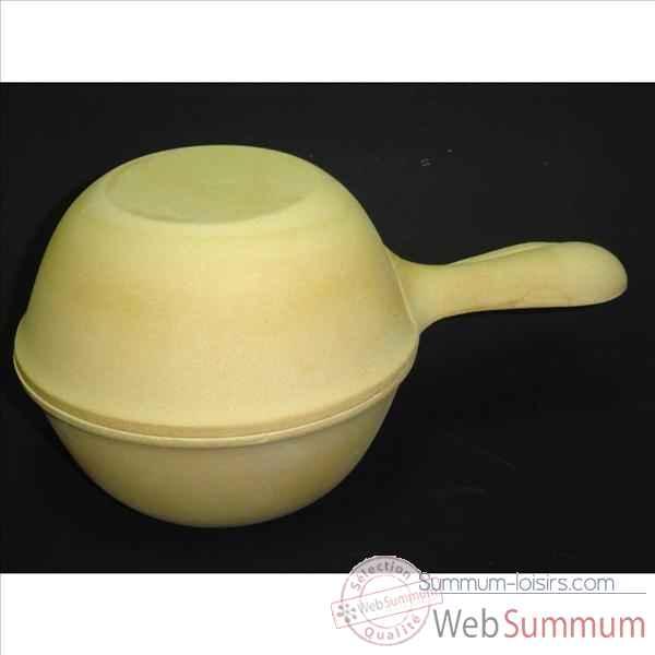 Digoin ceramique diable en terre cuite ph nix dans terre for Cuisine terre cuite