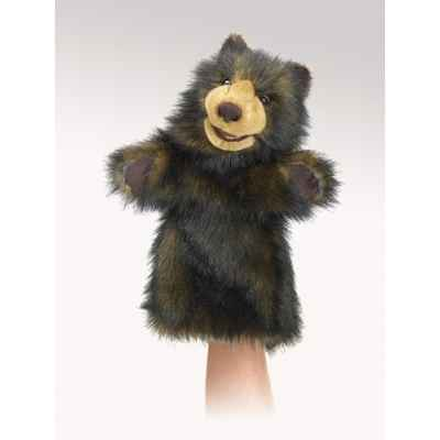 Ours brun puppet Folkmanis -2986