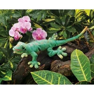 marionnette l zard gecko folkmanis 2900 dans marionnette animaux sur summum loisirs. Black Bedroom Furniture Sets. Home Design Ideas