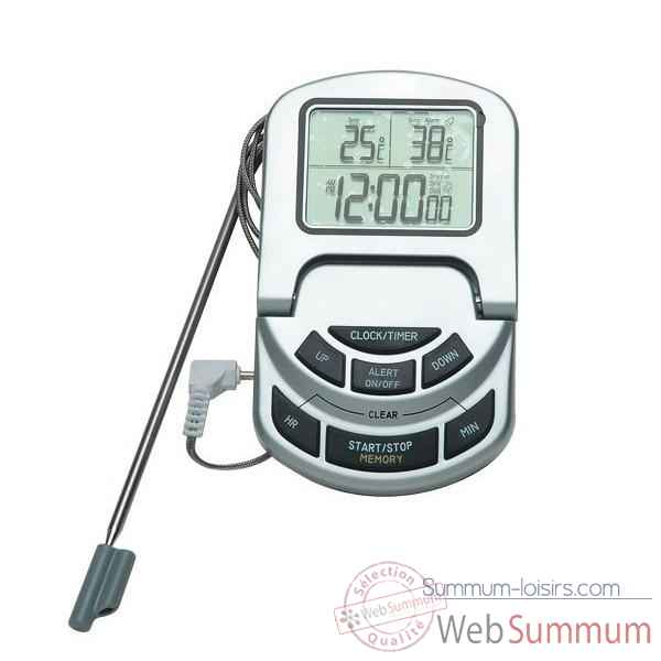 French cooking thermometre digital de cuisson 0°/+300° 222907