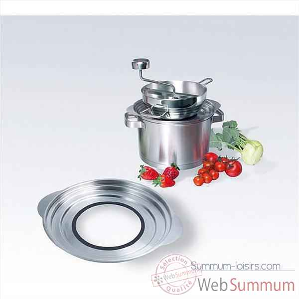 Gsd support inox pour passe legumes 349633