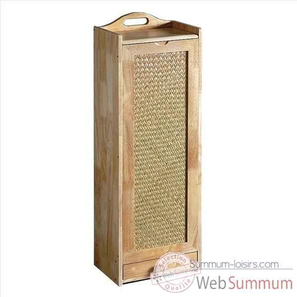 Huche pain en bois 121455 de cuisine dans huche et boite pain sur summum - Huche a pain en bois ...