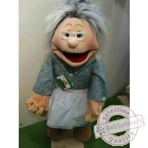 Marionnette Grand-mere Living Puppets -CM-W501