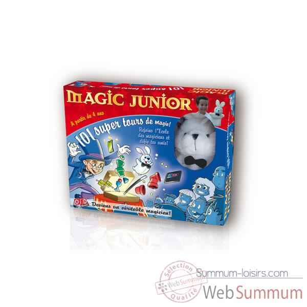 Magic junior 101 tours lapin Oid Magic-101 L