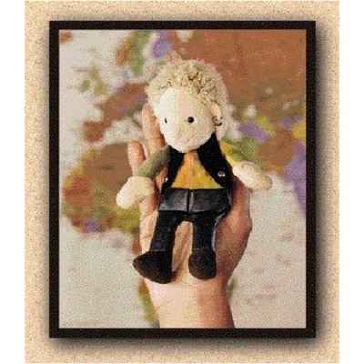 Marionnette personnage Folkmanis Nigel -2308