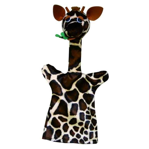 Video Marionnette a main anima Scena girafe 17577