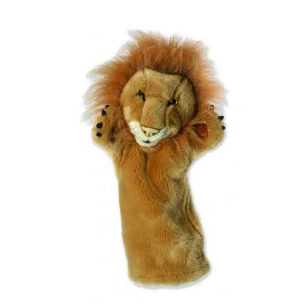 Video Grande marionnette peluche a main - Lion-26022
