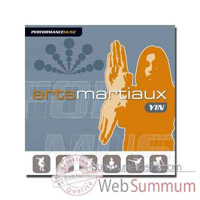 CD - Arts Martiaux Defensifs - Performance music