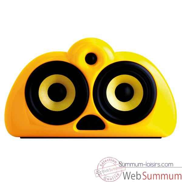 Video Enceinte Cinepod jaune