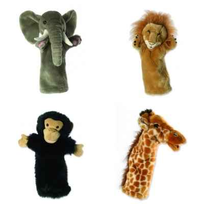 Promotion Marionnette animaux savane The Puppet Company -LWS-68
