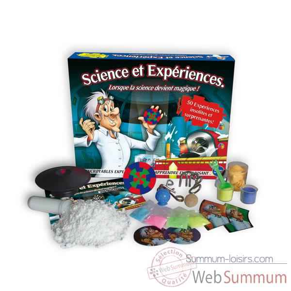 Science et exp�riences Oid Magic-SCI2
