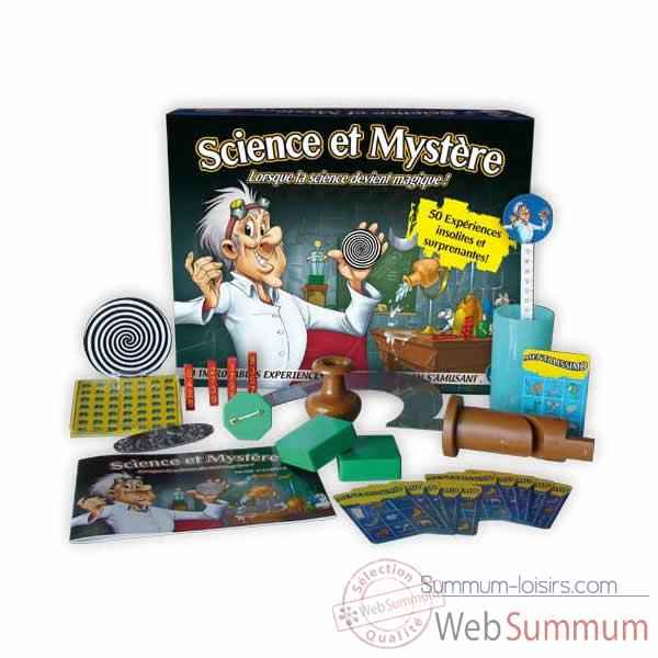 Science et myst�re Oid Magic-SCI
