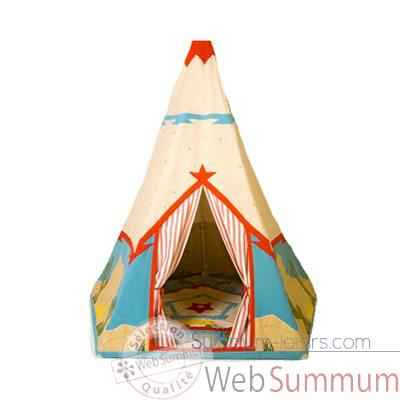 tente militaire enfant wigbl de win green dans tentes indiens de jeux sur summum loisirs. Black Bedroom Furniture Sets. Home Design Ideas