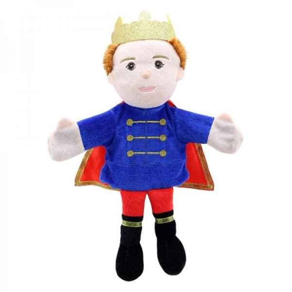 Marionnette /à Main 35 cm Sycomore MA35018 Clown MA35018