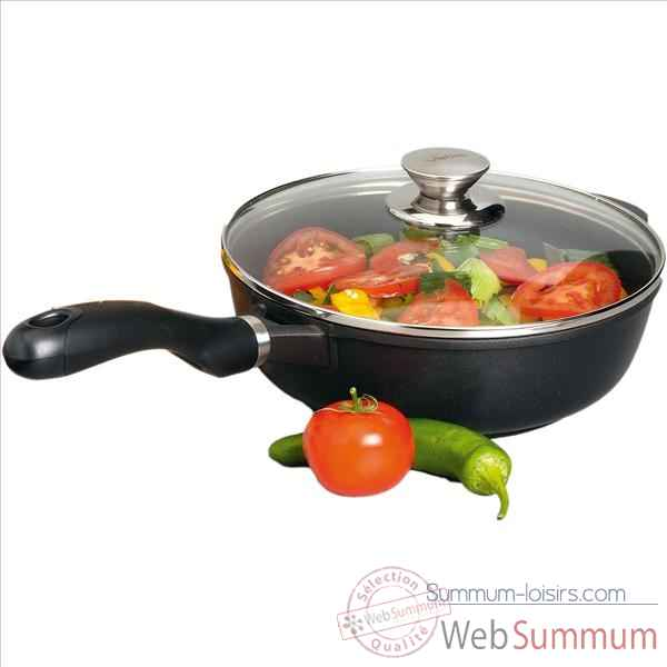 Valira sauteuse black induction 306186